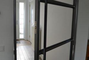 Een Stalen Deur : Een stalen binnendeur in huis naylerco